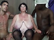 ass big-tits boobs big-cock double-penetration bbw fuck granny old-and-young