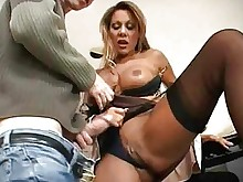 mature milf student big-tits boobs brunette bus busty cougar