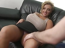 big-tits blonde cougar creampie fuck hd milf natural pussy