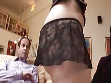 daughter hardcore little mammy mature old-and-young oral ride teacher