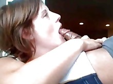 amateur ass black blowjob brunette big-cock couple first-time fuck