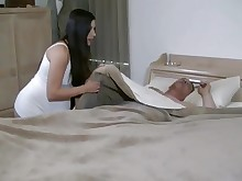 amateur babe creampie double-penetration granny hd hidden-cam old-and-young pregnant