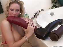 bdsm big-tits boobs bus busty dildo hd masturbation milf