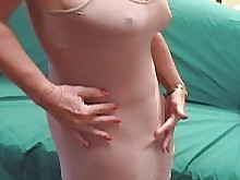 kitty masturbation milf nipples