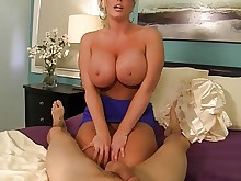 big-tits boobs bus busty handjob hd milf old-and-young pov
