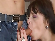 anal bbw fatty innocent mammy mature milf oral