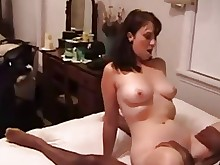 amateur anal big-cock couple fuck homemade housewife interracial mature