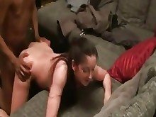 amateur big-cock crazy hot interracial milf threesome full-movie wife