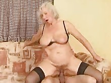 ass big-tits big-cock fuck granny hairy huge-cock licking mature