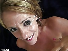 big-tits bus busty cougar facials hd mammy mature milf